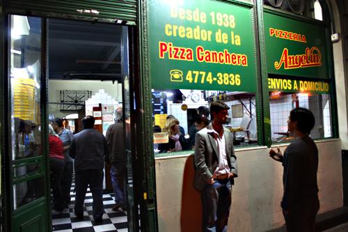 Las 15 mejores pizzerías porteñas
