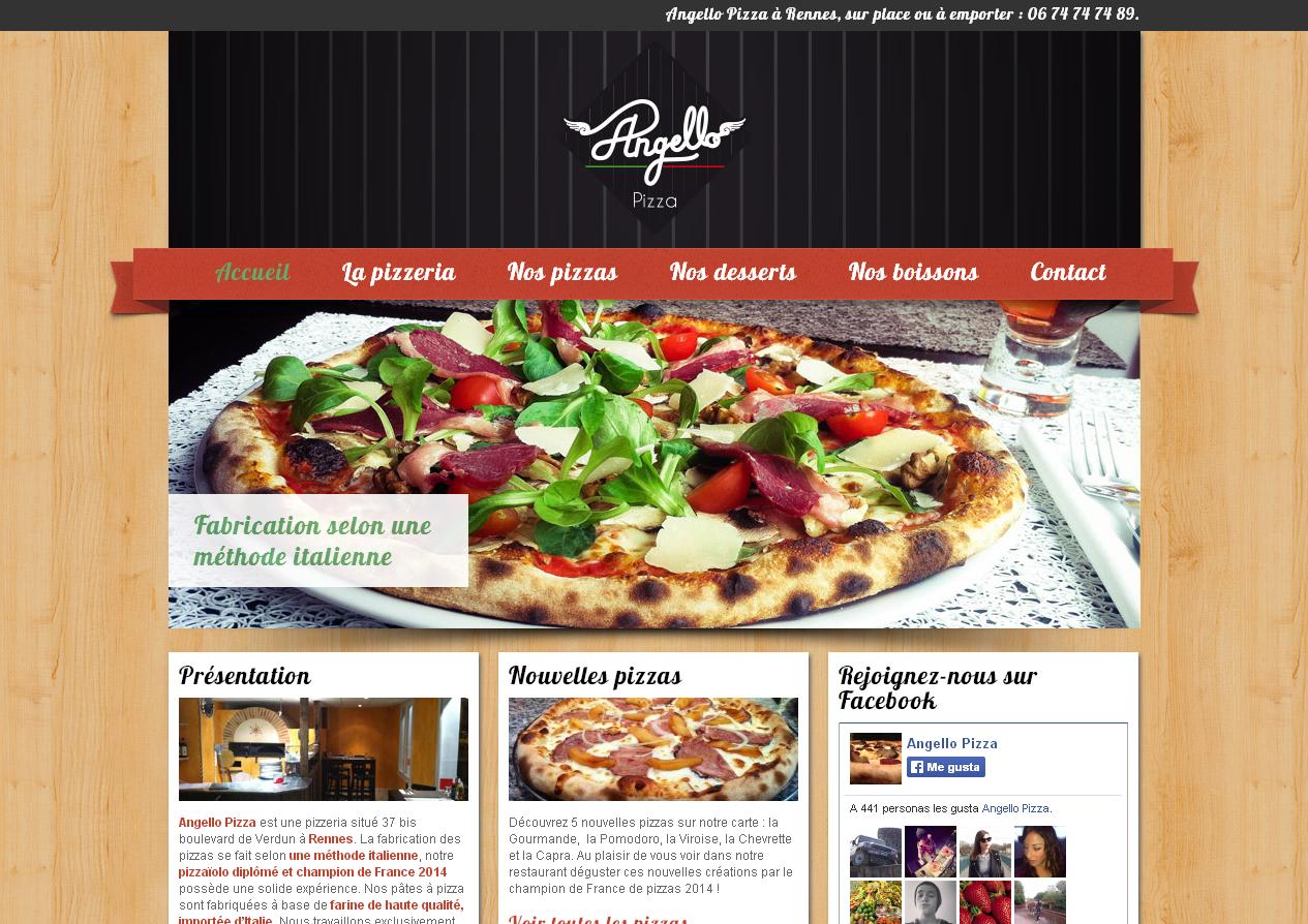 l 39 angello las mejores pizzeriaslas mejores pizzerias. Black Bedroom Furniture Sets. Home Design Ideas