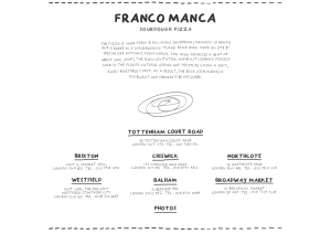 Welcome to Franco Manca